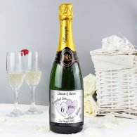 Personalised A Perfect Love Champagne