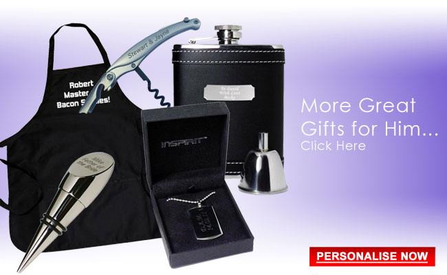 Personalized gifts for him ideas for christmas